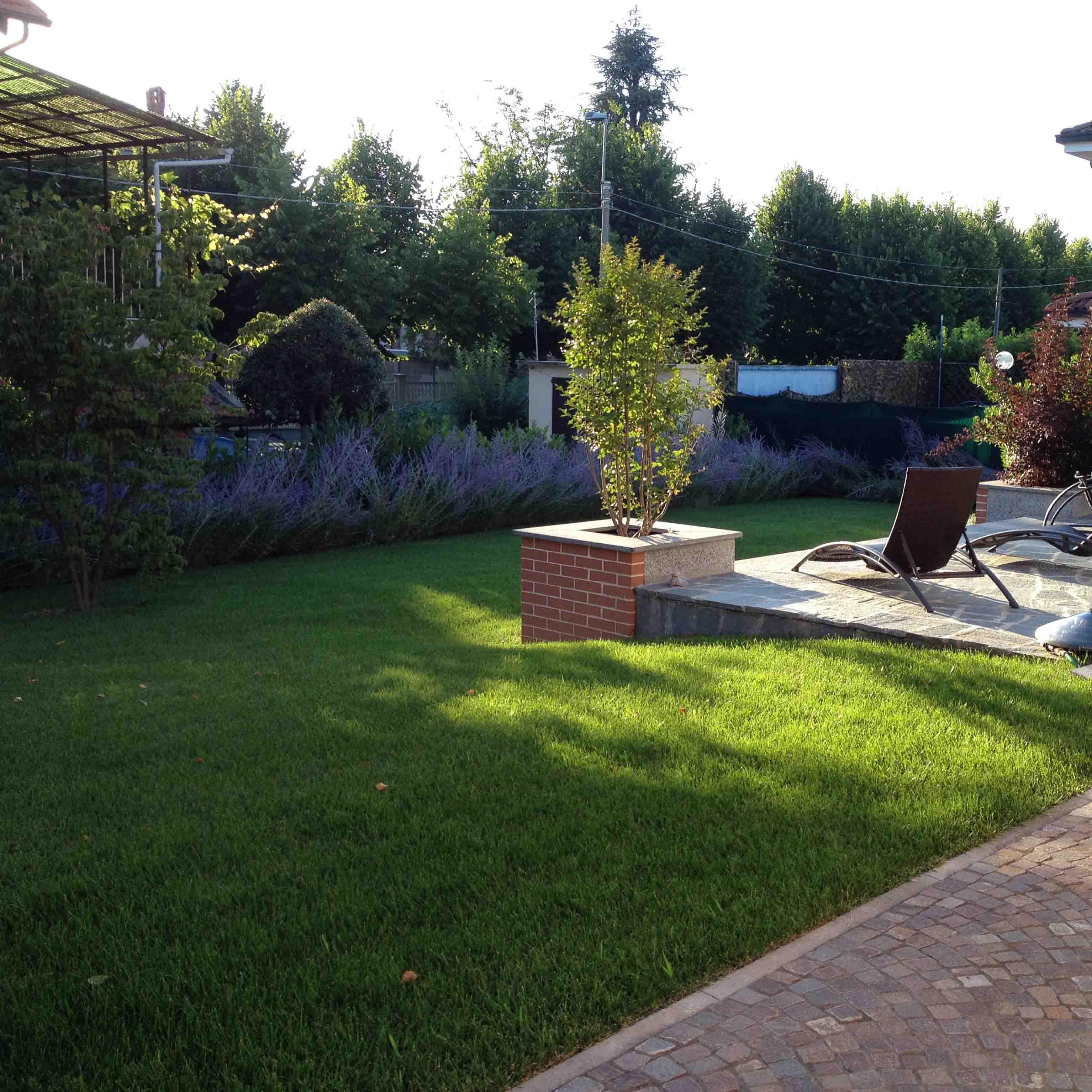 Giardino tradizionale